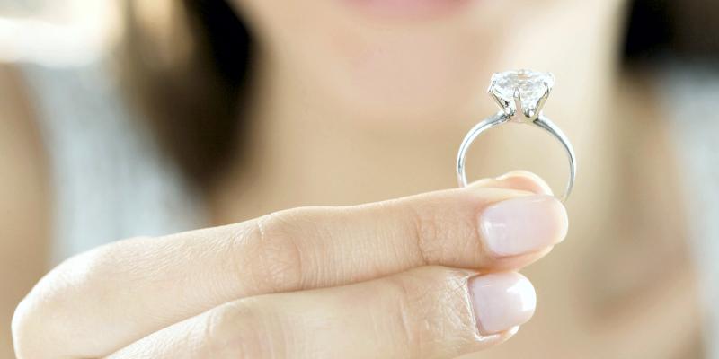Кольцо, бриллиант, как называется кольцо с которым делают предложение