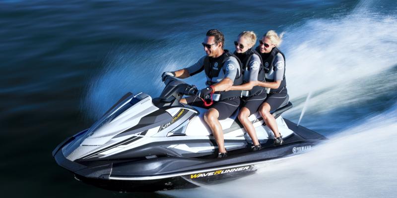 Семейныйй гидроцикл, как называется водный мотоцикл