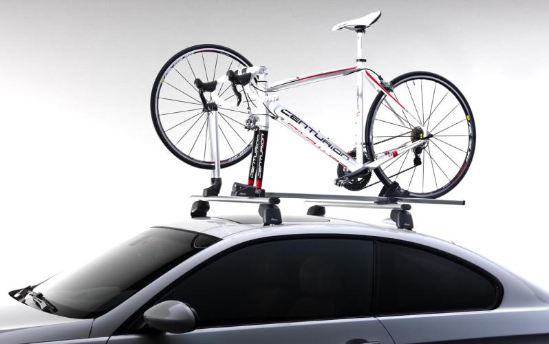 Рейлинги для спорта, крепления крыше для велосипеда.