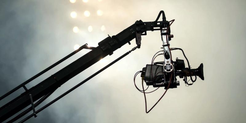 как называется камера которая летает по залу во время концерта