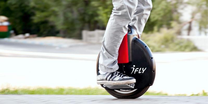 моноколесо, как называется колесо без руля и сидения