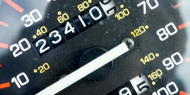 Как называется счетчик пройденного километража автомобилем - одометр