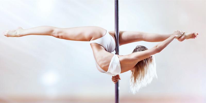 Pole-dance, пилон, как называется шест вокруг которого танцуют стриптиз