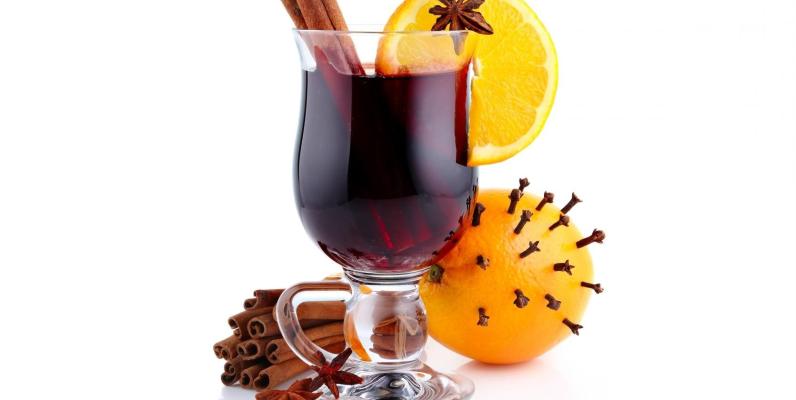 Как называется горячее вино - глинтвейн