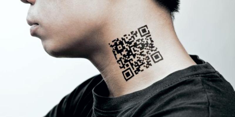 QR код, как называется код из квадратиков, как называтся штрих код из квадратов