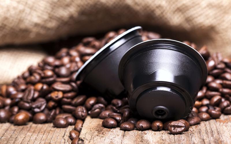 капсульный кофе, кофе в капсулах