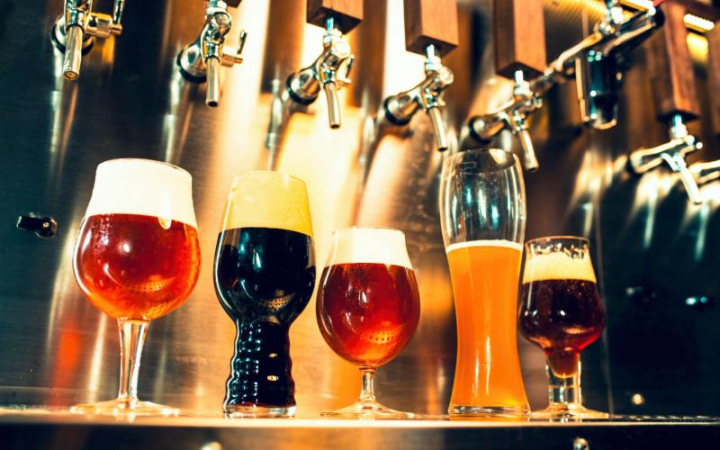 Как называется разливное пиво - крафтовое пиво