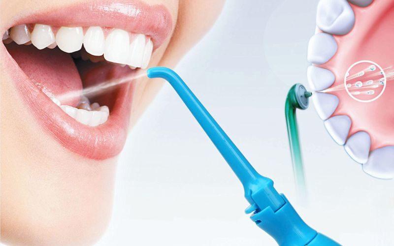 Как называется чистка зубов под давлением, ирригатор
