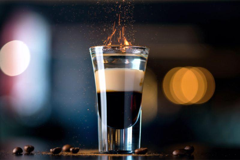 Б52, как называется коктейль, который поджигают
