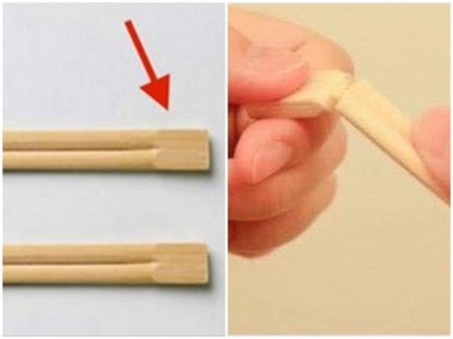 Подставка под палочки для суши, хасиоки