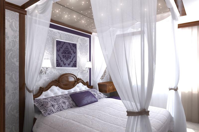 Балдахин, как называется навес над кроватью