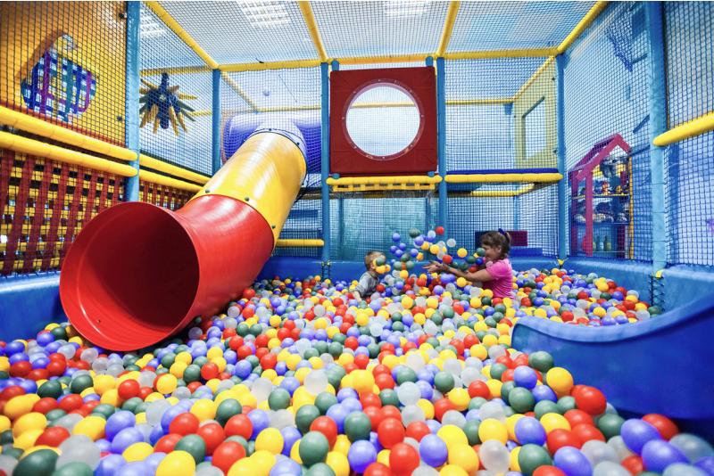 сухой бассейн, как называется бассейн с шариками детский